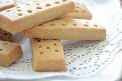 Shortbread Royalty Free Stock Photography