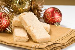 Shortbread Stock Photo