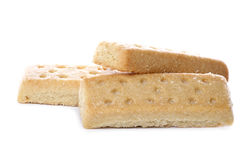 Shortbread biscuit Stock Image