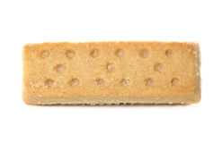 Shortbread biscuit Royalty Free Stock Photography
