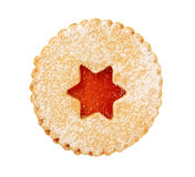 Shortbread cookie Royalty Free Stock Images