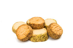 Free Shortbread Cookie Isolated Royalty Free Stock Photos - 94837708