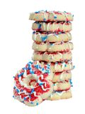 Shortbread cookie Stock Photos
