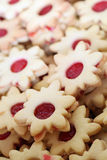 Shortbread cookies Royalty Free Stock Photos