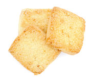 Shortbread cookies Stock Photography