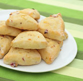 Shortbread cookies Royalty Free Stock Photo