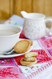Shortbread cookies Stock Image