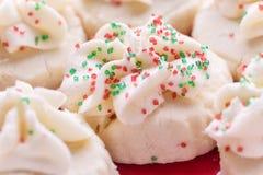 Shortbread Cookies Stock Photos