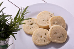 Shortbread de Rosemary Imagem de Stock Royalty Free