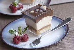 Shortbread dessert Royalty Free Stock Image
