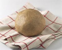 Shortbread dough ball Royalty Free Stock Photo