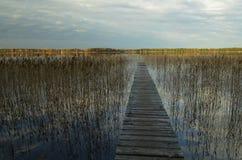 Shortbread jezioro Zdjęcia Royalty Free