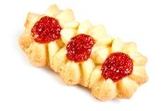 Shortbread med matlagning Royaltyfria Foton
