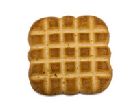 Shortbread smakowity śniadanie Fotografia Stock