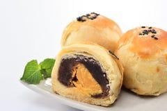 Shortcake яичного желтка печенья желтка Стоковые Изображения RF