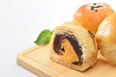 Shortcake яичного желтка печенья желтка Стоковое Изображение