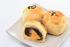 Shortcake яичного желтка печенья желтка Стоковое фото RF