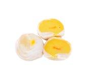 Shortcake яичного желтка Стоковые Изображения