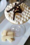 Shortcake de la fresa Foto de archivo libre de regalías