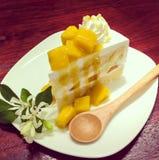 Shortcake do fruto fotos de stock royalty free