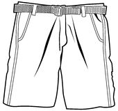 Shorts Royalty Free Stock Image