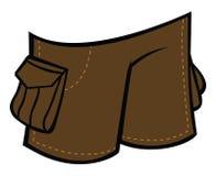 Shorts illustrazione di stock