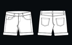 Shorts royalty illustrazione gratis
