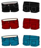 Shorts_2 Images stock