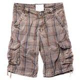 Shorts casuali moderni Fotografia Stock Libera da Diritti