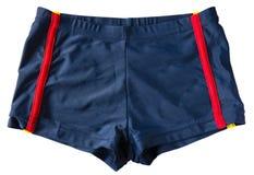 Shorts da natação Imagem de Stock Royalty Free