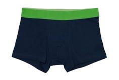 Shorts del pugile Immagine Stock Libera da Diritti