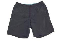 Shorts do esporte Foto de Stock Royalty Free