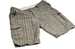 Shorts maschii Fotografia Stock Libera da Diritti