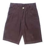 Shorts. shorts on a background Royalty Free Stock Photos