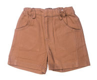 Shorts. shorts on a background Royalty Free Stock Photography