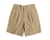 Shorts tailandesi dello studente fotografia stock