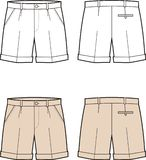 Shorts vector illustration