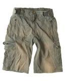 Shorts verdi Immagini Stock