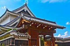 Shoryuji城堡 免版税库存图片