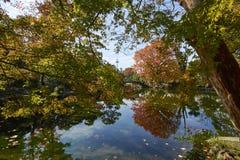 Shosei-EN κήπος Ε στο Κιότο Ιαπωνία Στοκ φωτογραφία με δικαίωμα ελεύθερης χρήσης