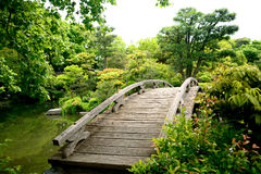 Shosei garden, Kyoto, Japan Stock Photo