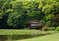 Shosei garden, Kyoto, Japan. Shosei garden in Kyoto, Japan stock photography