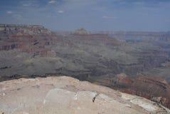 shoshone пункта каньона грандиозный Стоковые Фотографии RF