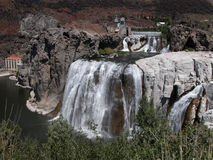 Shoshone Falls, Idaho Stock Images