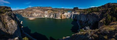 Shoshone Falls Idaho Royalty Free Stock Images