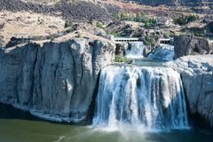 Twin Falls Idaho Royalty Free Stock Image