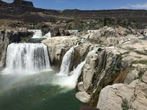 Shoshone Falls stock images