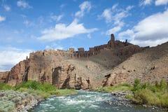 Shoshone River Stock Image