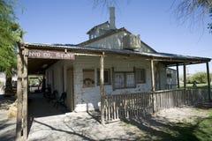 Shoshone village Royalty Free Stock Images