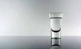 Shot of alcohol Royalty Free Stock Photography
